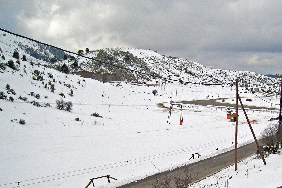χιονοδρομικο κεντρο ζηρειας -Archontiko Fiamegou