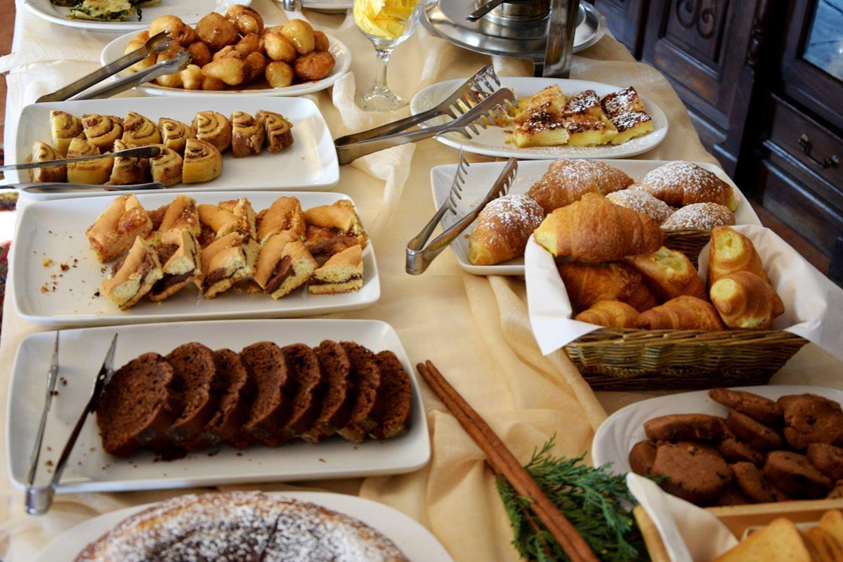 ξενοδοχεια τρικαλα κορινθιας με πρωινο - Archontiko Fiamegou