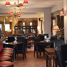 τρικαλα κορινθιας εστιατορια - Archontiko Fiamegou