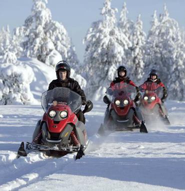 5€ έκπτωση για τα μηχανάκια χιονιού